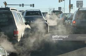 vehicular pollution